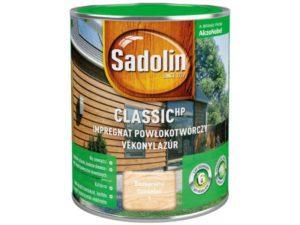 Impregnat do drewna Sadolin Classic HP palisander 0,75L